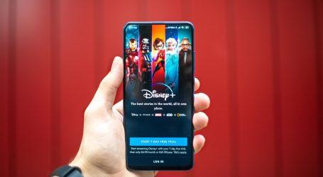Disney+ došao do gotovo 55 milijuna korisnika, postao ozbiljan konkurent Netflixu