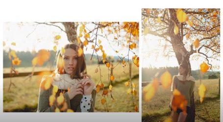 Savjeti za jesenski editorijal i modne fotografije