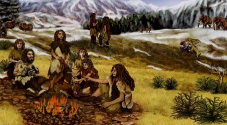 Suvremeni čovjek i neandertalac živjeli zajedno dulje nego što se mislilo