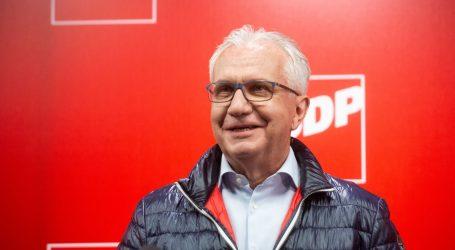 """Ostojić: """"SDP pokreće opoziv Sanadera zbog žrtava u splitskom Domu"""""""