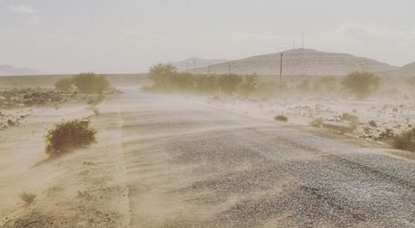 Pješčana oluja prošla kroz glavni grad države Niger
