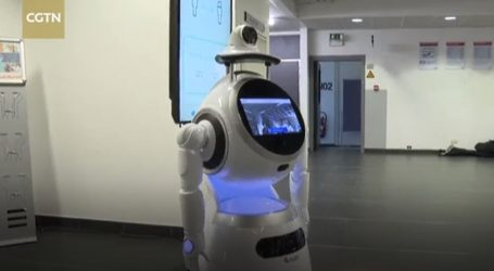 Belgijska bolnica uvela robota kao pomoćnika