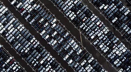 Prodaja novih vozila u travnju pala 87 posto u odnosu na lani