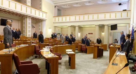 Sabor raspravio prijedlog o samoraspuštanju
