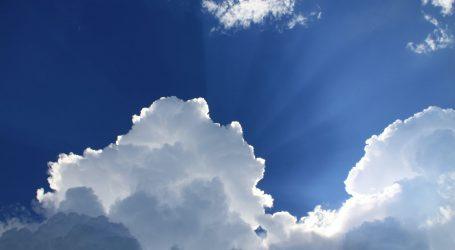 Pretežno sunčano i toplo, temperature idu do 26°C