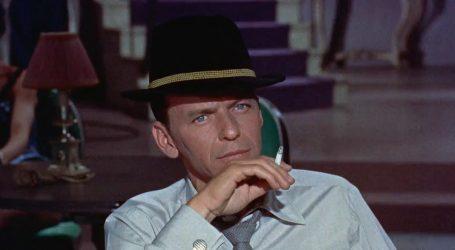 Frank Sinatra, omiljeni mafijaški šlager pjevač, volio je život, žene i Jack Daniels