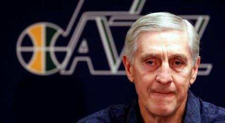 Preminuo legendarni trener Utah Jazza Jerry Sloan