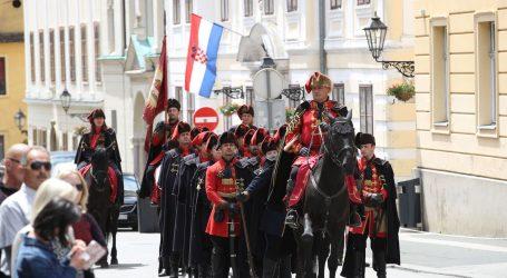 Dan državnosti: Plotuni s Medvedgrada i preleti MIG-ova