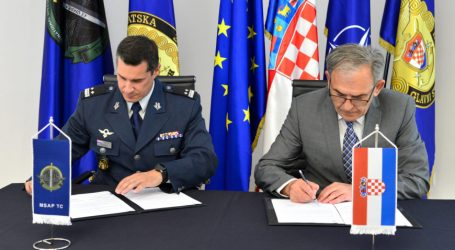 VIDEO: Potpisan Tehnički sporazum između MORH-a i MSAP TC-a