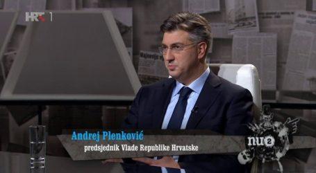 Plenković: Za razliku od SDP-a, mi građanima nudimo sigurnost i napredak