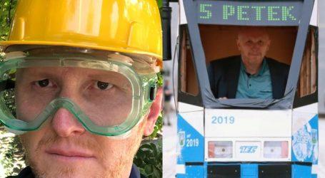 "VIDEO: Petekov performans ""otvaranja radova"" na zagrebačkom U-Bahnu"