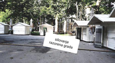 """Zajednica Obnovimo Zagreb: Dosta je """"vašarizacije"""" centra grada"""