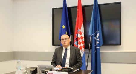 MORH: Ministri obrane NATO-a usvojili plan za slučaj drugog vala pandemije