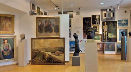 LIKOVNO POVEĆALO: Retrospektiva Vatroslava Kuliša uz pandemijski postav Moderne galerije