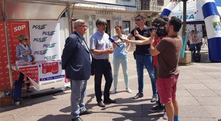VASILIĆ I OBERSNEL: 'Vlada Andreja Plenkovića grobar je hrvatske lokalne  samouprave'