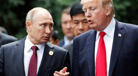 Kremlj: Putin i Trump razgovarali o samitu G7 i tržištu naftom
