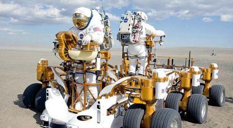 ZLATNA SVEMIRSKA GROZNICA: Na Mjesecu će se graditi svjetska istraživačka stanica