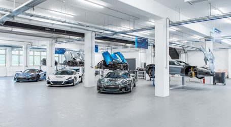 Pogledajte novu proizvodnu liniju Rimac automobila