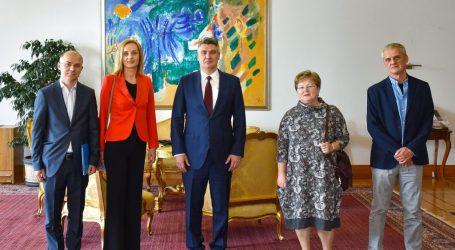 Predsjednik Milanović  primio izaslanstvo Filozofskog fakulteta Sveučilišta u Zagrebu