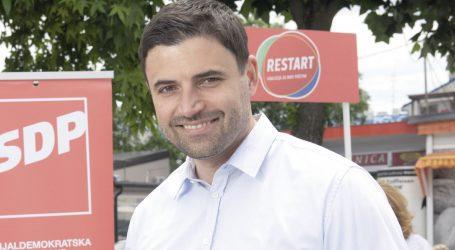 Davor Bernardić: 'Potaknut ću nužne promjene u Hrvatskoj, za razliku od samozvanog lidera Andreja Plenkovića'