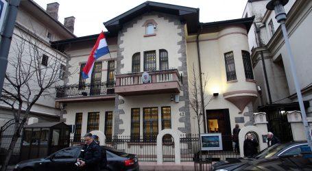 Djelatnik Veleposlanstva RH u Srbiji pozitivan na covid-19
