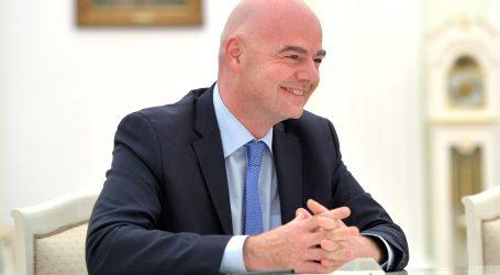 Švicarski specijalni tužitelj otvorio istragu protiv predsjednika FIFA-e