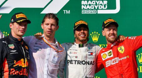 Lewis Hamilton se pridružio osudama rasizma i nasilja