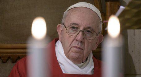 Papa poziva na pomirenje u SAD-u, osuđuje rasizam i ulično nasilje