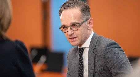 """Šef njemačke diplomacije smatra da su prosvjedi u SAD-u """"više nego legitimni"""""""