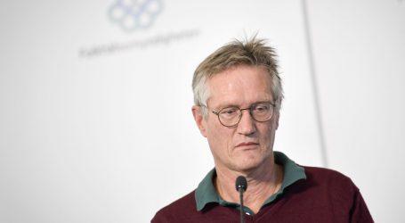 Voljen i prezren, glavni švedski epidemiolog ne kaje se