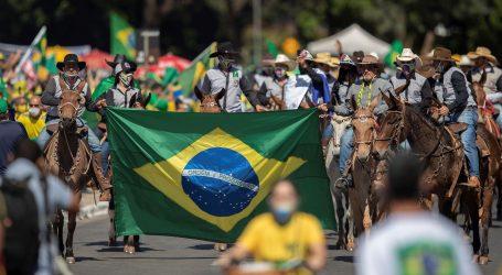 U Brazilu rekordan broj mrtvih od koronavirusa u danu, Meksiko blizu 100.000 oboljelih