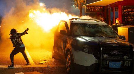 Prosvjedi i nasilje u Los Angelesu i New Yorku i nakon Trumpova poziva na vojsku