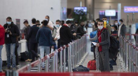 Aviokompanije će zabraniti let onima koji ne nose maske