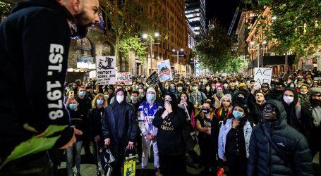 Australski policajac pod istragom, prosvjedi u Sydneyu zbog Floydove smrti
