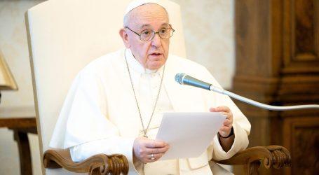 POKAZAO PRIMJEROM: Papa donirao milijun eura za pomoć pogođenima koronakrizom