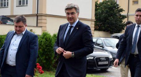 Plenković: Očekujem da Jandrokovićeva izborna jedinica osvoji šest mandata