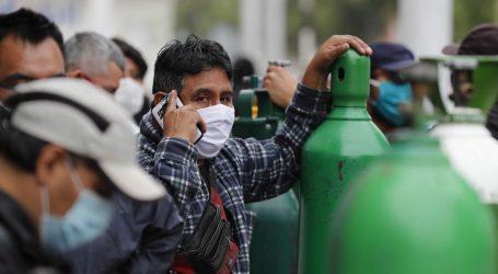 Peru prestigao Italiju u ukupnom broju slučajeva zaraze koronavirusom