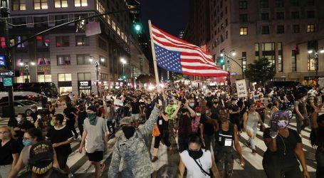 New York ukida policijski sat dan ranije nakon mirne noći prosvjeda
