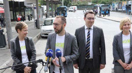 """Glavašević na listi lijevo-zelene koalicije: """"Ovo su ljudi koji imaju čiste ruke i ideje za 21. stoljeće"""""""