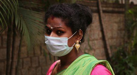 Indija 6. po broju zaraženih koronavirusom; u 24 sata novih 9887