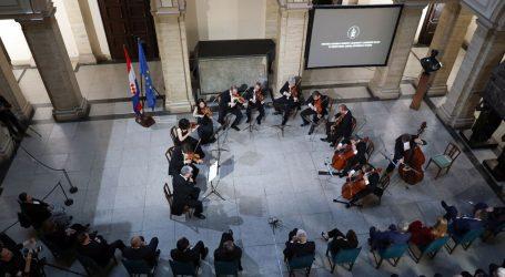Zagrebački solisti održali koncert u palači HAZU