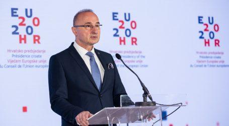 Grlić Radman ponovio da Zagreb osuđuje sve radnje koje štete odnosima s Budimpeštom