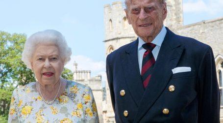 Princ Filip: Fotografija s kraljicom za 99. rođendan
