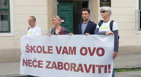 """Zeleno-lijeva koalicija: """"Vlada dezertirala na obrazovnom planu"""""""
