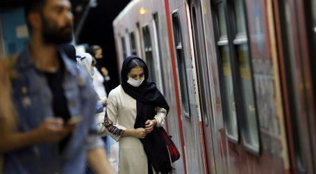 Više od 100 umrlih od koronavirusa u Iranu u 24 sata