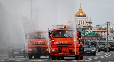 CRNA GODINA: Broj smrtnih slučajeva u Moskvi najviši u deset godina