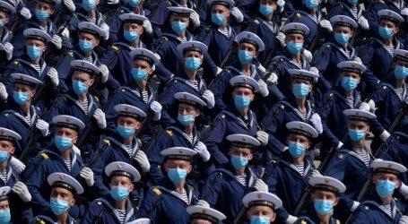 Rusija obilježava 30 godina neovisnosti bez masovnih proslava