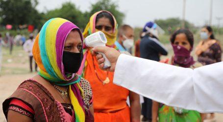 Indija pretekla Britaniju, postala četvrta najpogođenija zemlja covidom-19