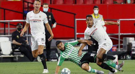 VRATILA SE PRIMERA: Sevilla slavila u gradskom derbiju protiv Betisa
