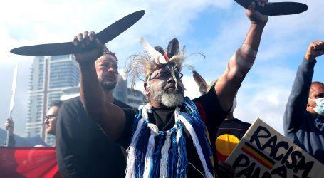 """Tisuće ljudi diljem Australije na prosvjedima """"Crni životi su važni"""""""